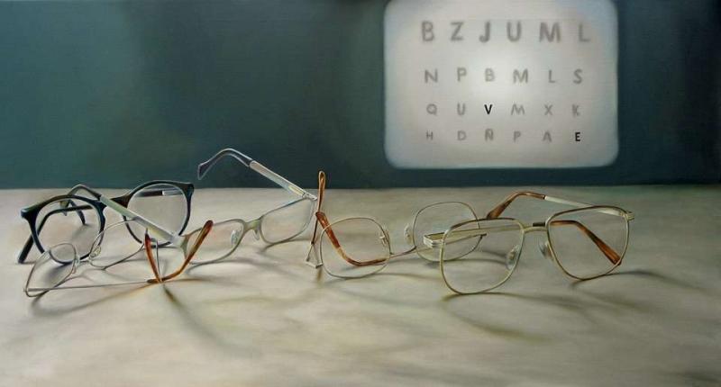 散光隐形眼镜模糊的原因是什么如何正确佩戴散光隐形眼镜